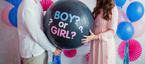 Disappointed brother's reaction to gender reveal goes viral in hilarious video