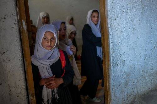 Taliban tells male students in 6th through 12th grade to return to class, no word on girls