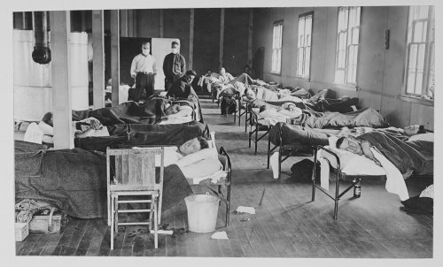How many Americans died From Spanish Flu and how the pandemic ended