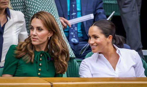 Meghan Markle more respected than Kate Middleton by generation Z: study