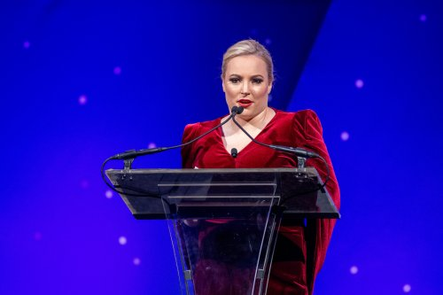 Meghan McCain condemns man who confronted Tucker Carlson