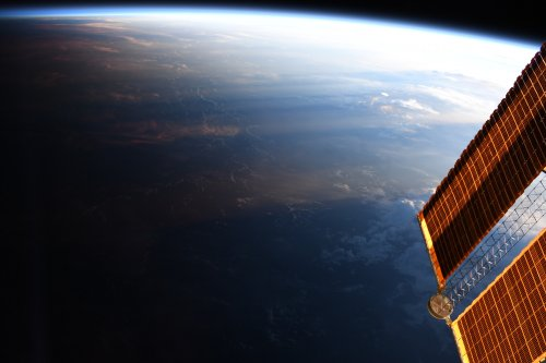 Video of Earth transitioning from winter released to mark summer solstice 2021