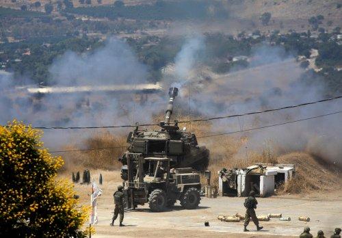 U.N. forces plead for calm as Israel keeps striking Lebanon over rocket attacks