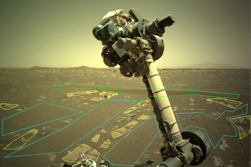 You can help train NASA Mars rovers to avoid danger from your sofa