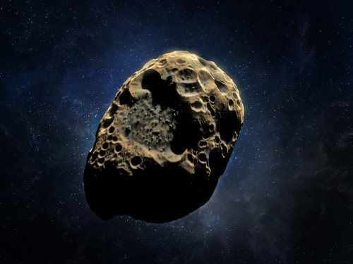 Huge asteroid as big as world's tallest building to zoom past earth in November