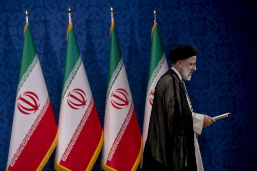 Iran's new hard-line president Raisi could be dove in hawk's clothing