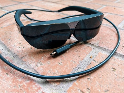 Future tech: hands-on with unreleased TCL Nxtwear G video glasses