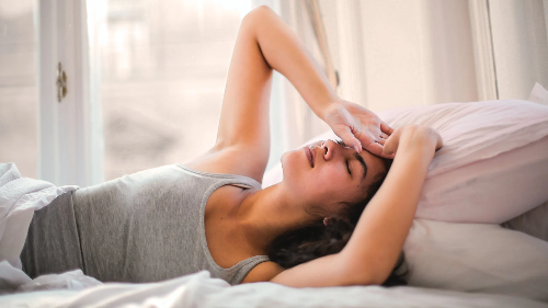 10 Reasons Why Women Struggle To Sleep at Night and What You Could Do