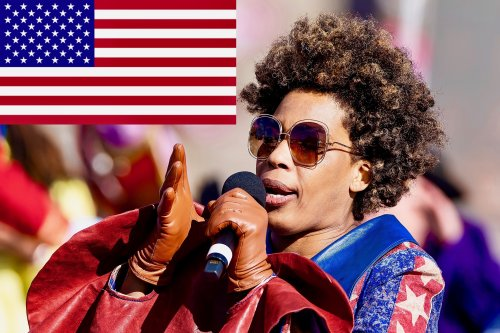 Macy Gray doubles down on calls for replacing 'dated, devisive' U.S. flag