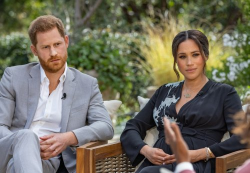 Prince Harry and Meghan Markle mocked by Cedric the Entertainer at Emmys
