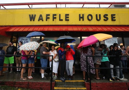 """Lindsey Graham offers """"Waffle House"""" plan to Dems worried about $15 minimum wage"""