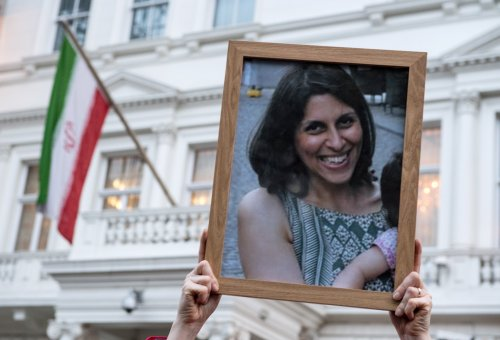 The U.S. and U.K. are responsible for Nazanin Zaghari-Ratcliffe's detention | Opinion