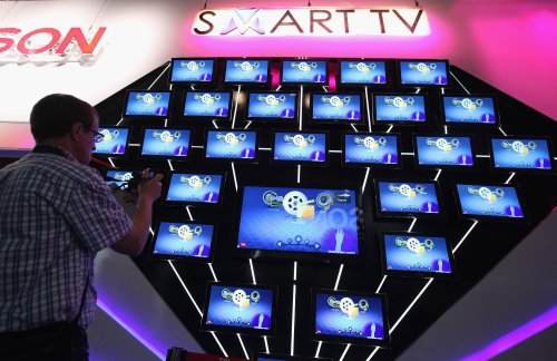 Millions of Chinese smart TVs scanned WiFi every 10 minutes, sent personal data to company