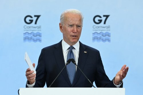 China infuriated by G7, says criticism by world leaders 'serious violation'