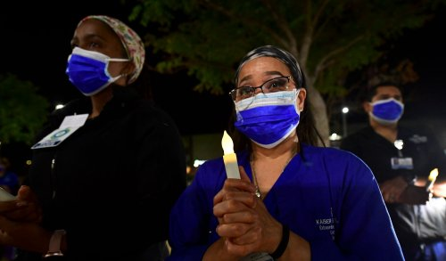 "Largest nurses union criticizes new CDC mask guidance: ""Not based on science"""