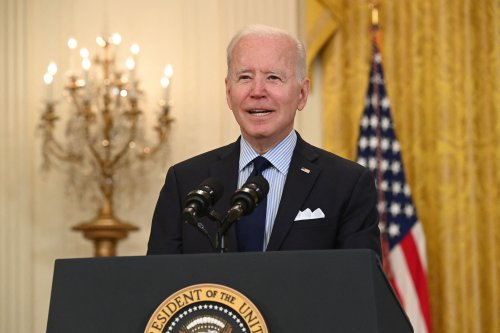 Joe Biden laughs at notion that April jobs numbers are disappointing, despite 6.1% unemployment rate