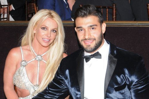 Britney Spears' fiancé responds to Octavia Spencer's apology for prenup joke