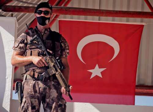 Turkey is an imperialist state. Don't let Erdogan pretend otherwise. | Opinion