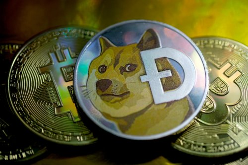 Dogecoin no joke as cryptocurrency hits record high