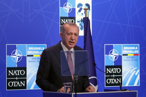 """Turkish opposition leader tells Erdogan to let U.S. """"pick up the pieces"""" in Afghanistan"""