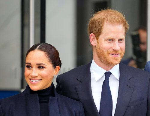 Meghan Markle and Prince Harry's U.K. popularity rallies after New York tour