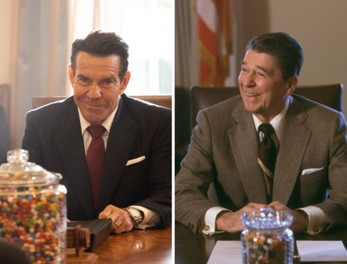The inside story: How Hollywood conservatives made their Ronald Reagan movie