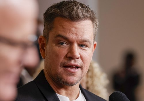 """Matt Damon shocked to discover he missed out on $600m by not starring in """"Avatar"""""""