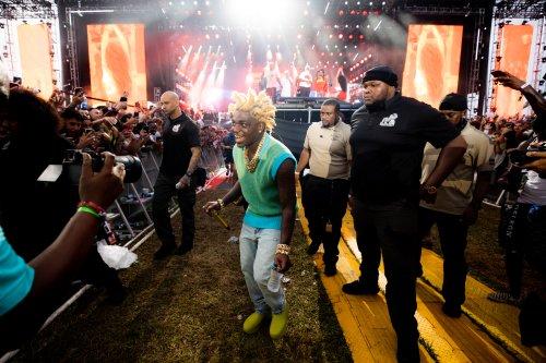Grandmother dances in crowd to Kodak Black in video viewed 12 million times