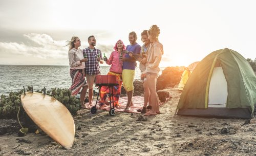 You can get paid $10,000 to barbecue, hike and play sports this summer