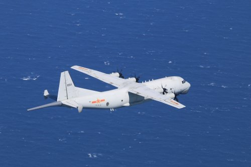 China warplanes swarm around Taiwan after G7, NATO talk up threat