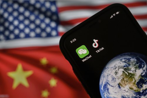 """Beijing calls U.S. the """"real eavesdropping empire"""" after it bans China companies that threaten national security"""