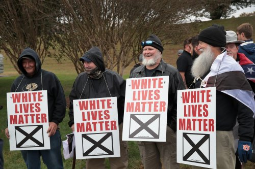"""White Lives Matter counter-protest planned to """"shut Klan down"""" disavowed by NAACP"""