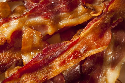 """Vegan bacon made out of bread splits internet: """"This is genius"""""""