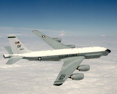 U.S. spy plane sets record with close flight off Chinese coastline