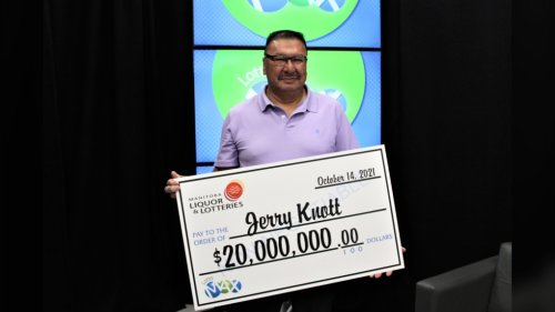 Man wins $16 million after finding old lottery ticket in his wallet