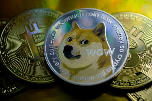 Dogecoin now worth more than General Motors as cryptocurrency skyrockets