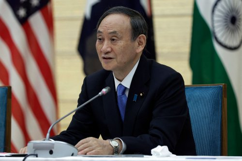 China media warns Japan against siding with U.S. over Taiwan