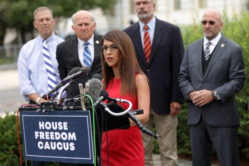 Lauren Boebert says she has plan to get rid of Biden, Harris and Pelosi