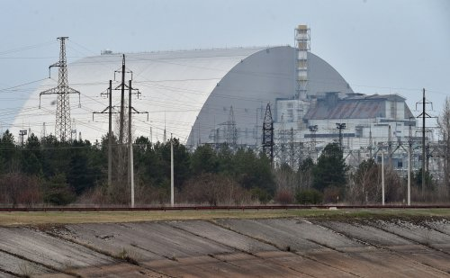 Spikes in radioactivity at Chernobyl prompt fears of future accident