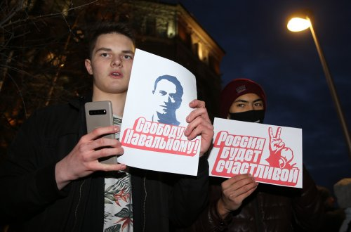Alexei Navalny–linked websites restricted on Russian internet at government's request