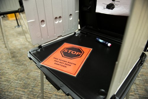 Private security firm that said it was hiring guards to patrol Minnesota polling locations admits claim was inaccurate