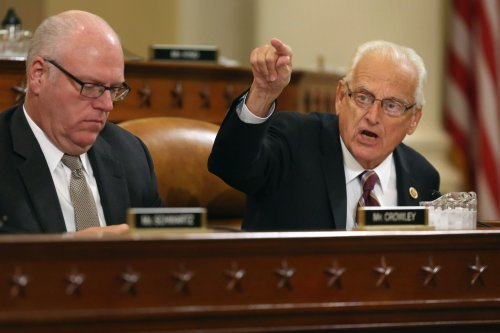 "Rep. Bill Pascrell slams McCarthy over Biden attack: ""Kim Jong Un's flunkies"" are cringing"