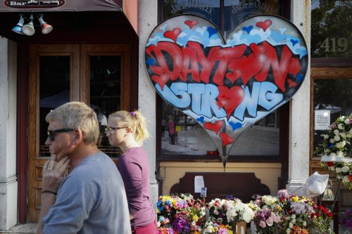 Dayton victims' families sue high-capacity magazine maker as shooting anniversary approaches