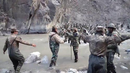 "China's troops ""fear no sacrifice,"" celebrated border clash hero declares"