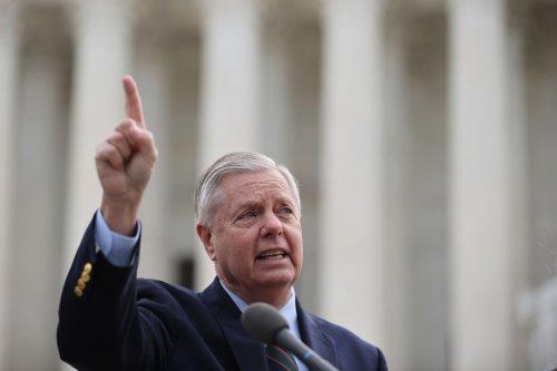 "Lindsey Graham calls out Biden on Colonial Pipeline hack response: ""weak"""