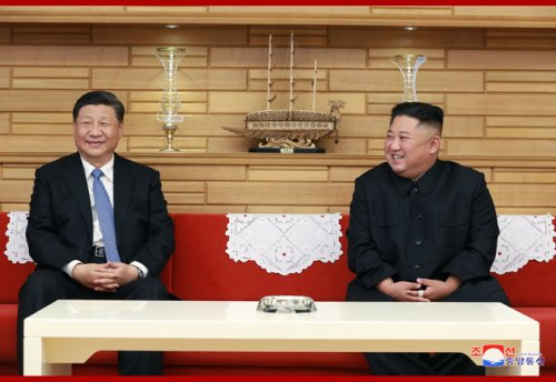 """China says Kim Jong Un's concerns with U.S. """"should be valued"""" by Biden"""