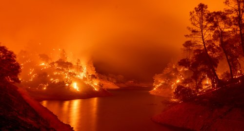 California reports 5 new wildfires as state faces blistering high temperatures