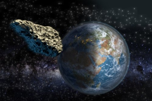 Two huge asteroids the size of the Great Pyramid of Giza are set to pass Earth over next 2 weeks