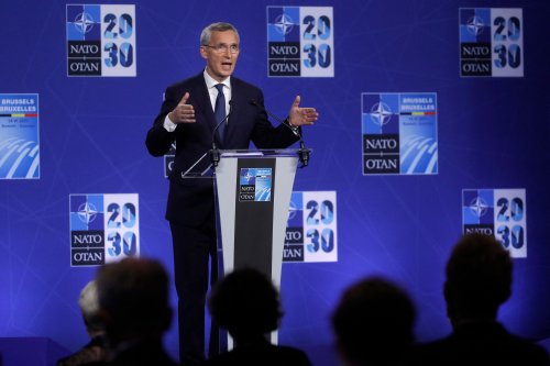 Cyberthreats from Russia, China are main concerns for allies at NATO summit