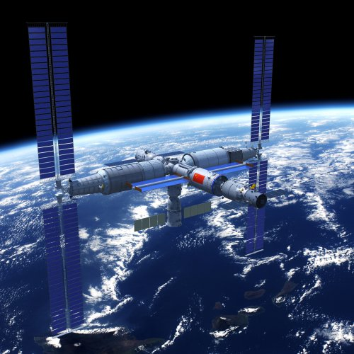 NASA hails China space travel as 'unifying force,' but U.S. law bans alliance